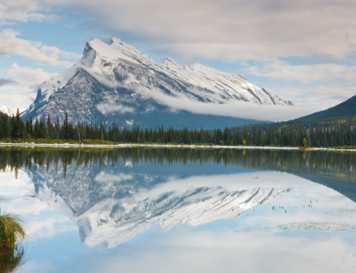 Banff is beautiful! Start your Canadian Rockies journey here.